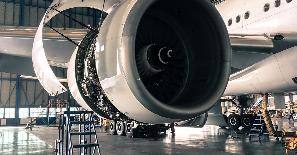 Luftfahrt-Branche