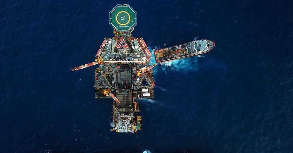 Erfahrung im Offshore und Schiffsbau